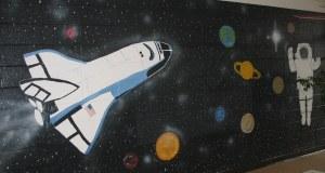 Fairview Elementary mural