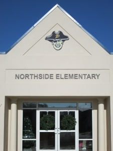 Welcome to the home of the Northside Elementary Pirates.