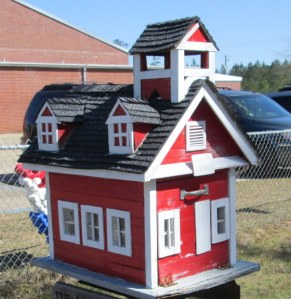 Cutest mailbox ever!